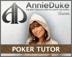 Podcast poker lessons