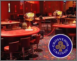Grosvenor casino poker room