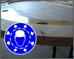 Build your own poker table