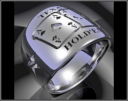 Real poker ring