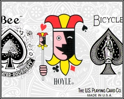 Bicycle, Hoyle, Bee and the US Playing Card Company